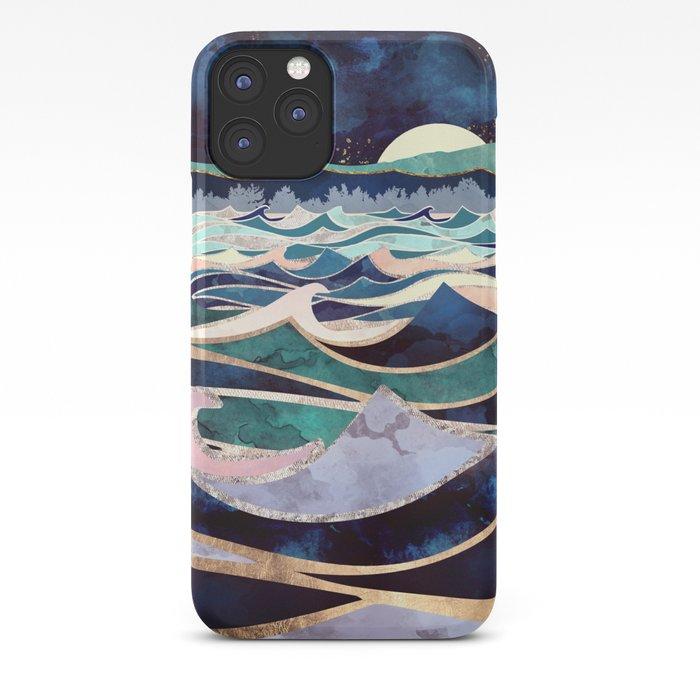 Moonlit Ocean iPhone Case