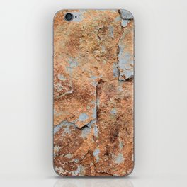 Shale rock surface texture iPhone Skin