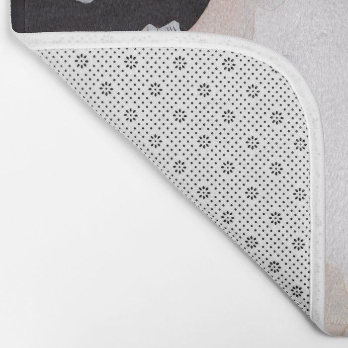 Winter Wither Bath Mat