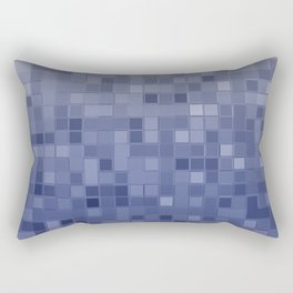Digital tomorrow Rectangular Pillow
