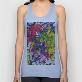 Lung Cancer Unisex Tank Top