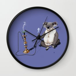 What a Drag! (Colour) Wall Clock