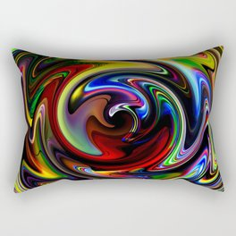 Abstract Perfection 54 Rectangular Pillow