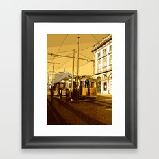 batalha Framed Art Print