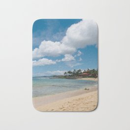 Poipu beach Bath Mat