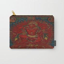 Kurukulla - Tibetan Buddhism Carry-All Pouch