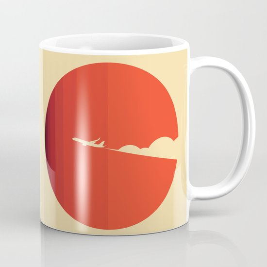 The long goodbye Mug