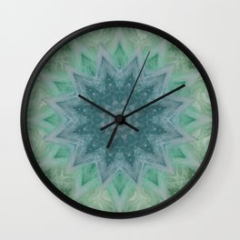Under the Clouds Wall Clock