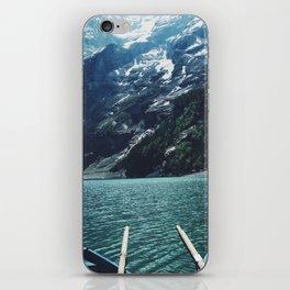 Boating Day iPhone Skin