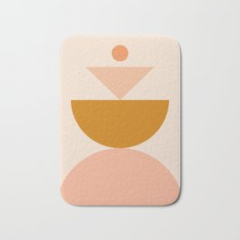 Abstraction_BALANCE_MODERN_Minimalism_Art_001 Bath Mat