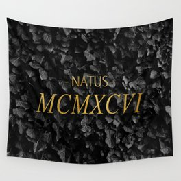 MCMXCVI - 1996 (ROMAN NUMBERS) Wall Tapestry