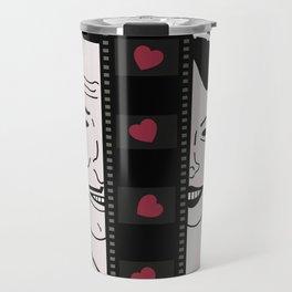 The Artist - Cinerama Collection  Travel Mug