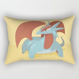 Salamence (New) Rectangular Pillow