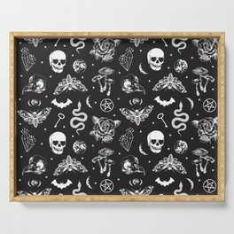 Witchcraft B&W Serving Tray