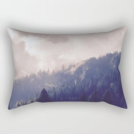 The Forest is Calling Rectangular Pillow