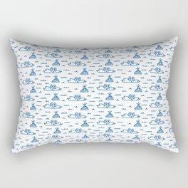 Orlando's Lake Eola Park Rectangular Pillow