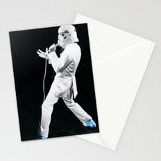 Blue Suede Trooper _ elvis and star wars Stationery Cards