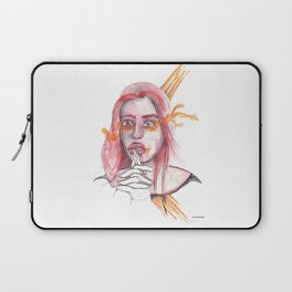 BREATHING I @EdART Laptop Sleeve