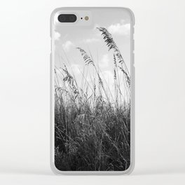 Just Over the Dune Clear iPhone Case