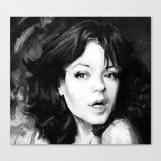 Faina Canvas Print