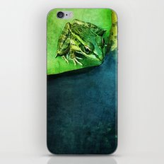 The Frog Prince iPhone & iPod Skin
