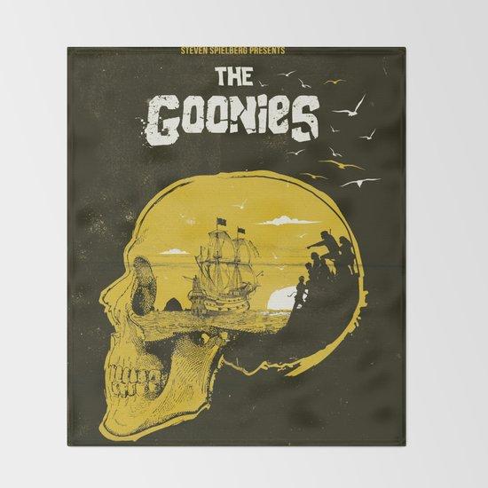 The Goonies art movie inspired by ferojea