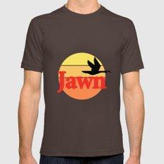 Wawa Jawn Mens Fitted Tee MEDIUM Brown