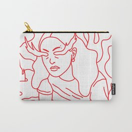 pissed off Carry-All Pouch