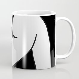 Picasso - Black and White #1 Kaffeebecher