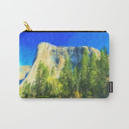 Yosemite Mountain Carry-All Pouch