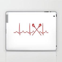 LACROSSE HEARTBEAT Laptop & iPad Skin