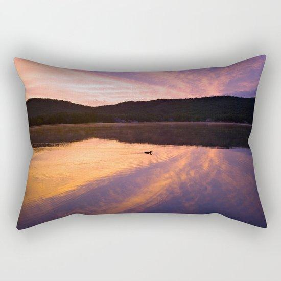 Seek Serenity Rectangular Pillow