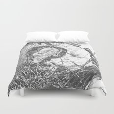 Ghostly  Duvet Cover