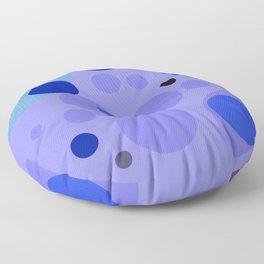 Circulate Floor Pillow