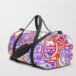 Funky Doodles Duffle Bag