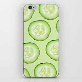 Cucumber iPhone Skin