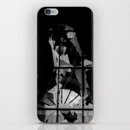 Broken Virgin iPhone Skin