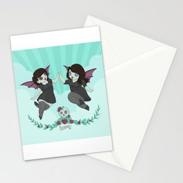 My Favorite Murder: Sweet Baby Angels Stationery Cards