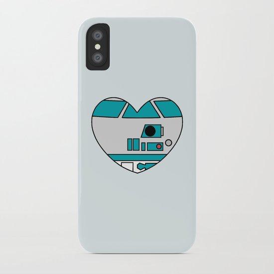 R2D2 Valentine iPhone Case