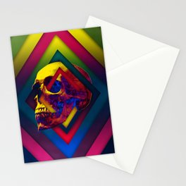 Lifeful Skull V2 Stationery Cards