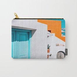 Apartment 539 | Santorini, Greece Carry-All Pouch