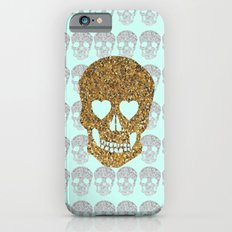 skulls & heartz;; iPhone 6 Slim Case