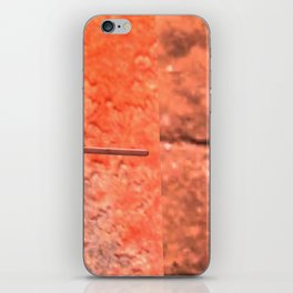 Childhood of humankind: Lock from the future iPhone Skin