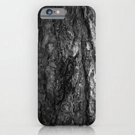 Bark of Tree iPhone Case
