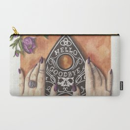 Talk to Me Carry-All Pouch