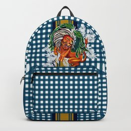 Zodiac Leo Backpack