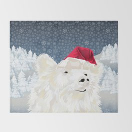 Beary Merry Christmas Throw Blanket
