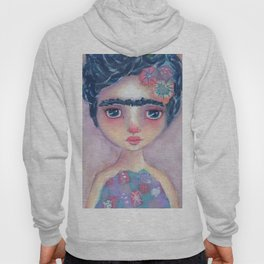 Frida In Lavendar Hoody