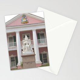 Parliament Square, Nassau, The Bahamas Stationery Cards