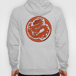 Tracy Queen - Crest of the Dragon Clan Hoody
